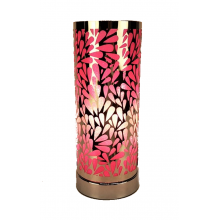 Touch Control Aroma Lamp - Pink Abstract