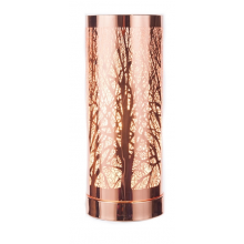 Touch Control Aroma Lamp - Rose Gold Branches