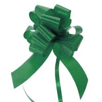 Hunters Green - Pull Bows - Pack of 30 x 30mm