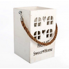 Home Sweet Home - Candle Lantern Large
