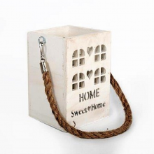 Home Sweet Home - Candle Lantern Small