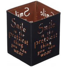 Smile - Candle Holder Small
