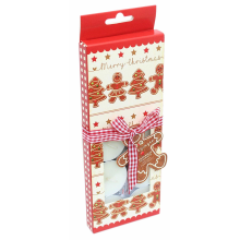 Gingerbread Fragranced Tealights Pack 10