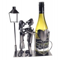 Lucy and Lee Dancing - Wine Bottle Holder