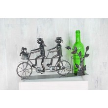 Lucy and Lee Tandem Bike - Wine Bottle Holder