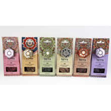 6 packs Incense Cones - All Scents