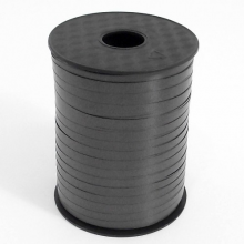 5mm Curling Ribbon - 500M Reel - Black