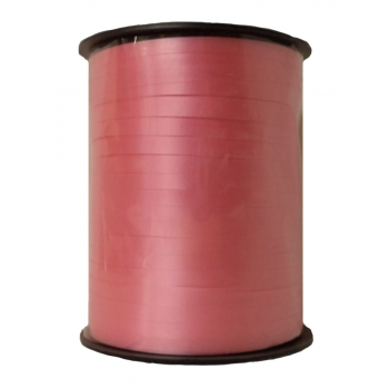 5mm Curling Ribbon - 500M Reel - Candy Pink