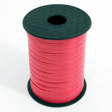 5mm Curling Ribbon - 500M Reel - Super Red