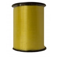 5mm Curling Ribbon - 500M Reel - Yellow