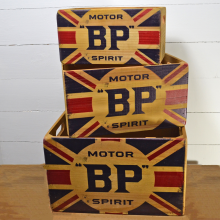 BP Motor Spirit - 3 Set Storage Box