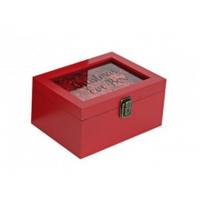 Red Confetti Christmas Eve Box