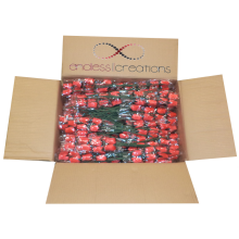 800 Box Red Roses - Colour No 1