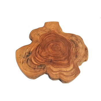 Teak Root Chopping Board